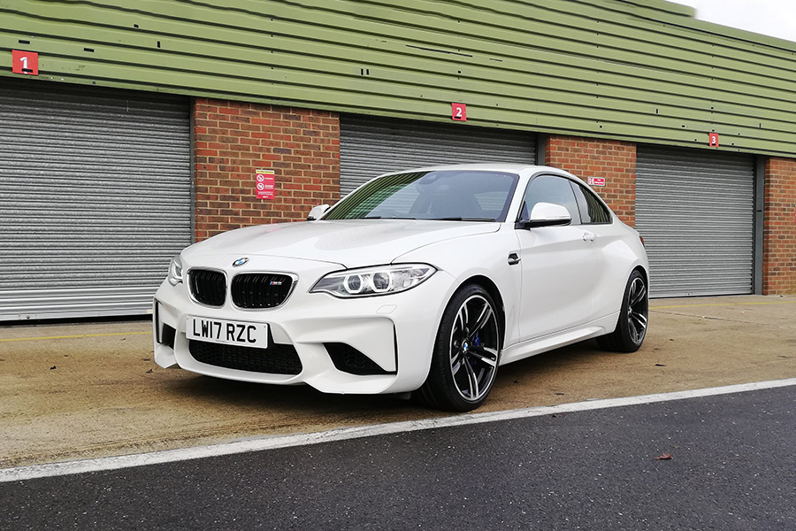 BMW M2 Track Day Hire track day hire