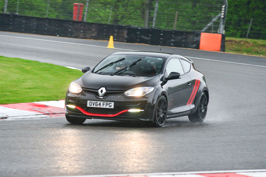 Renaultsport Megane Trophy R Track Day Hire track day hire