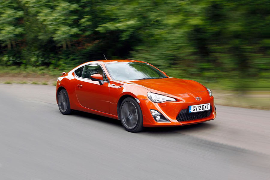 Toyota GT86 Track Day Hire track day hire
