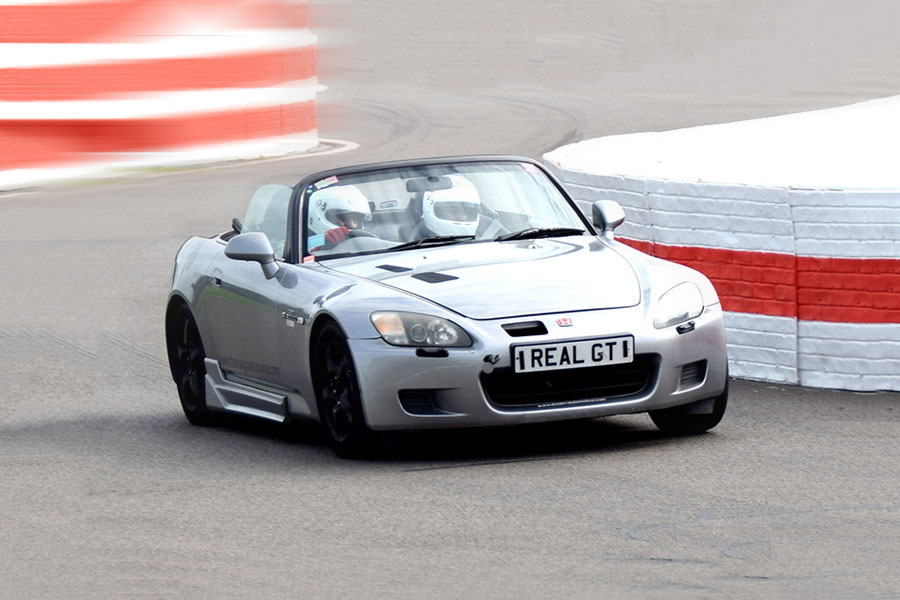 Honda S200 track day hire